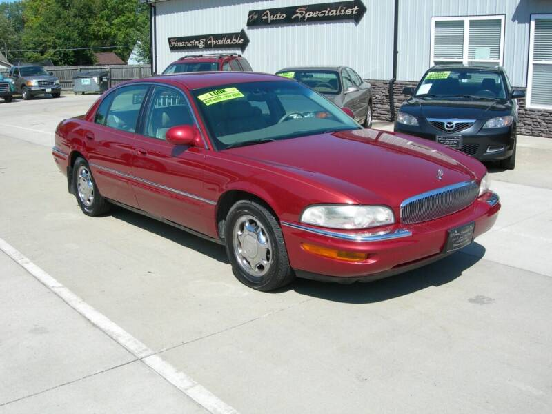 1999 Buick Park Avenue for sale at The Auto Specialist Inc. in Des Moines IA