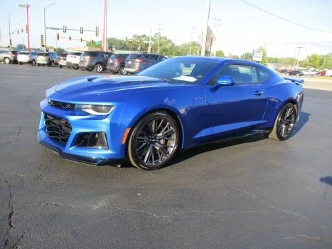2018 Chevrolet Camaro for sale at Windsor Auto Sales in Loves Park IL