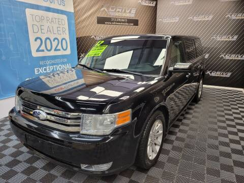 2012 Ford Flex for sale at X Drive Auto Sales Inc. in Dearborn Heights MI