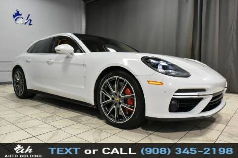 2018 Porsche Panamera for sale at AUTO HOLDING in Hillside NJ