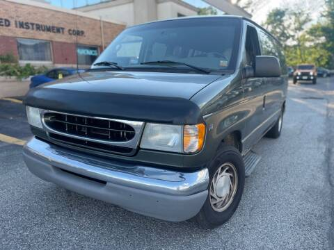 2002 Ford E-Series Wagon for sale at A1 Auto Mall LLC in Hasbrouck Heights NJ