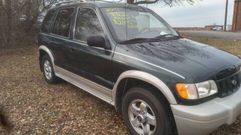 2002 Kia Sportage for sale at IMPORT MOTORSPORTS in Hickory NC