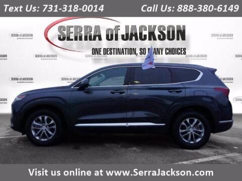 2020 Hyundai Santa Fe for sale at Serra Of Jackson in Jackson TN
