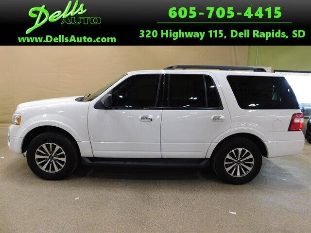 2017 Ford Expedition for sale at Dells Auto in Dell Rapids SD