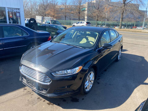 2013 Ford Fusion for sale at Vuolo Auto Sales in North Haven CT