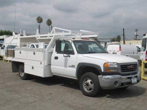 2005 GMC Sierra 3500 for sale at Atlantis Auto Sales in La Puente CA