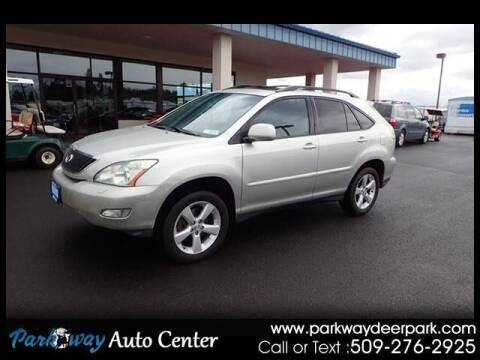 2004 Lexus RX 330 for sale at PARKWAY AUTO CENTER AND RV in Deer Park WA
