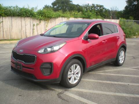 2018 Kia Sportage for sale at 611 CAR CONNECTION in Hatboro PA