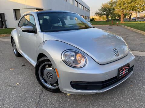 2012 Volkswagen Beetle for sale at JerseyMotorsInc.com in Teterboro NJ