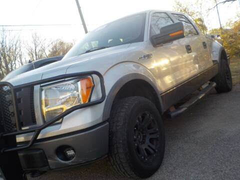 2009 Ford F-150 for sale at Empire Auto Remarketing in Shawnee OK