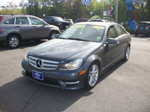 2013 Mercedes-Benz C-Class for sale at Auto Images Auto Sales LLC in Rochester NH