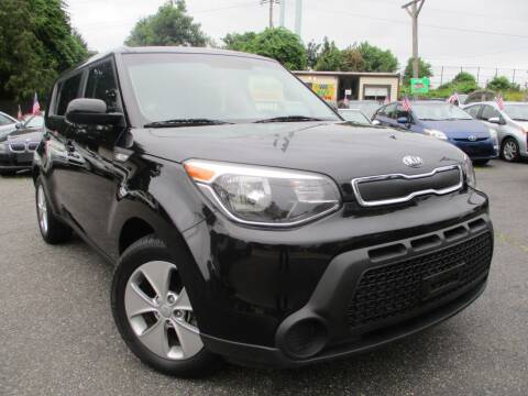 2014 Kia Soul for sale at Unlimited Auto Sales Inc. in Mount Sinai NY