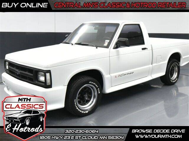 1991 Chevrolet S-10 for sale in Saint Cloud, MN