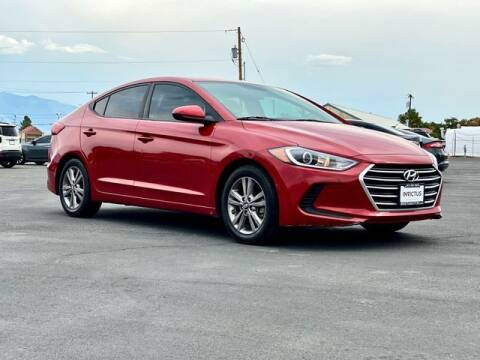 2017 Hyundai Elantra for sale at INVICTUS MOTOR COMPANY in West Valley City UT