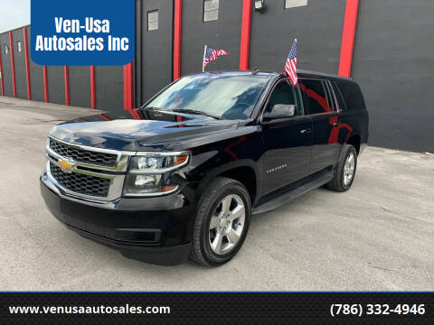 2015 Chevrolet Suburban for sale at Ven-Usa Autosales Inc in Miami FL