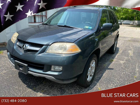 2005 Acura MDX for sale at Blue Star Cars in Jamesburg NJ