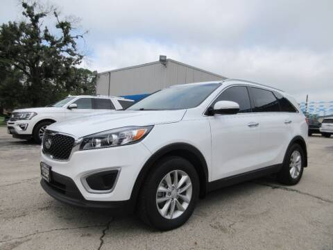 2018 Kia Sorento for sale at Quality Investments in Tyler TX
