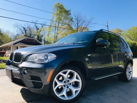 2012 BMW X5 for sale at E-Z Auto Finance in Marietta GA