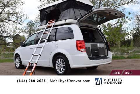 2018 Dodge Grand Caravan for sale at CO Fleet & Mobility in Denver CO