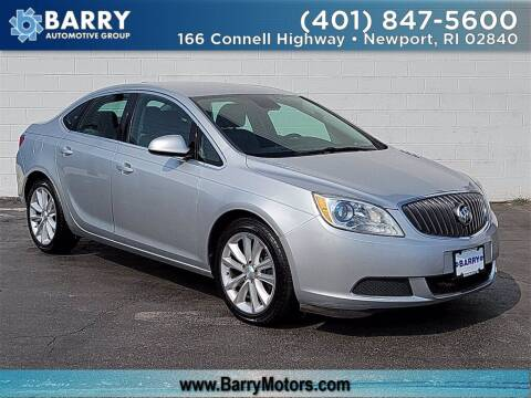 2015 Buick Verano for sale at BARRYS Auto Group Inc in Newport RI