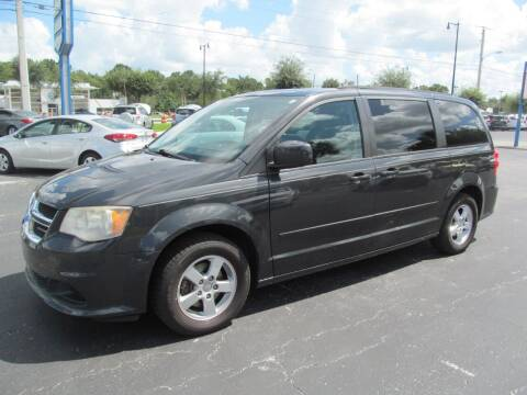2012 Dodge Grand Caravan for sale at Blue Book Cars in Sanford FL