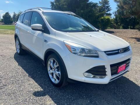 2013 Ford Escape for sale at Clarkston Auto Sales in Clarkston WA
