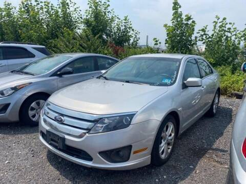 2012 Ford Fusion for sale at HW Auto Wholesale in Norfolk VA