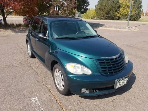 2009 Chrysler PT Cruiser for sale at Red Rock's Autos in Denver CO