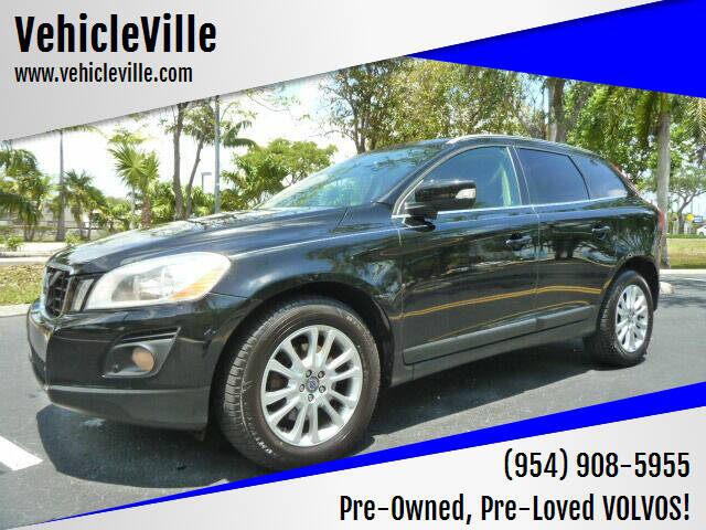 2010 Volvo XC60 for sale at VehicleVille in Fort Lauderdale FL