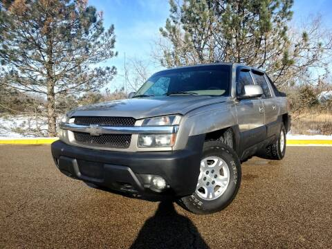 2003 Chevrolet Avalanche for sale at Excalibur Auto Sales in Palatine IL