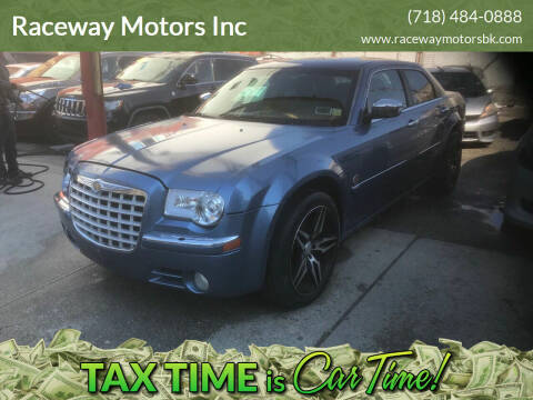 2007 Chrysler 300 for sale at Raceway Motors Inc in Brooklyn NY