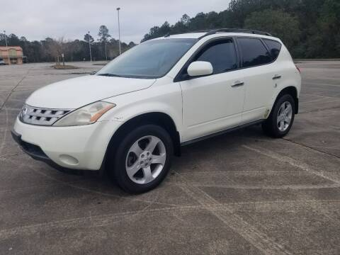 2005 Nissan Murano for sale at J & J Auto Brokers in Slidell LA