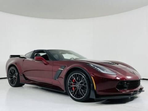 2016 Chevrolet Corvette for sale at Luxury Auto Collection in Scottsdale AZ