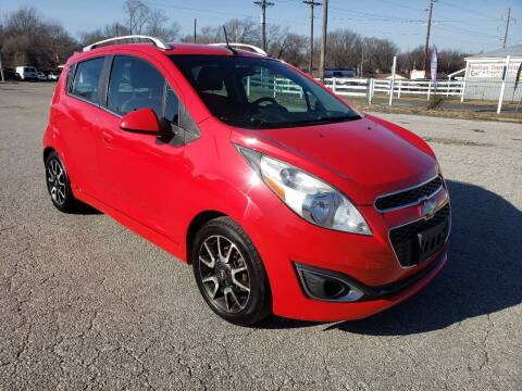 2013 Chevrolet Spark for sale at Auto Choice in Belton MO