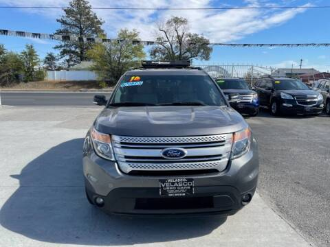 2014 Ford Explorer for sale at Velascos Used Car Sales in Hermiston OR