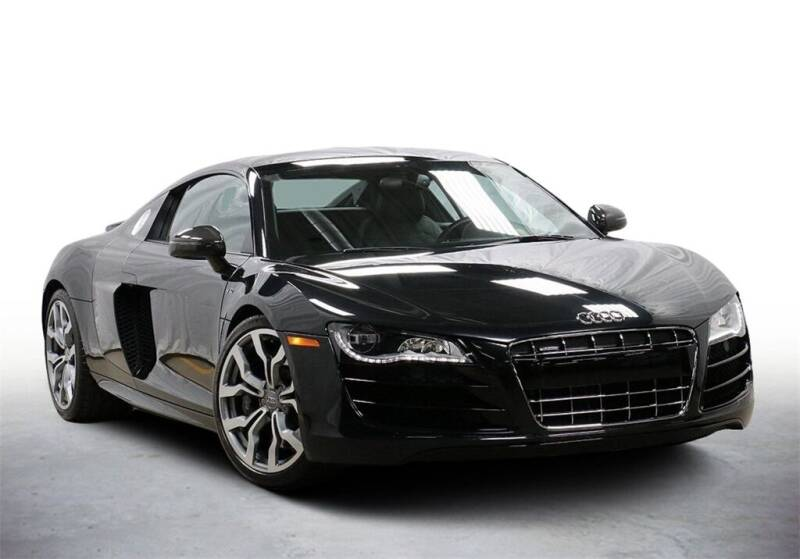 2012 Audi R8 for sale at CONTINENTAL AUTO SPORTS in Hinsdale IL