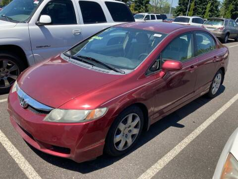 2010 Honda Civic for sale at Blue Line Auto Group in Portland OR