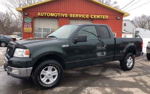 2004 Ford F-150 for sale at ASC Auto Sales in Marcy NY