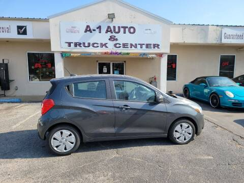 2017 Chevrolet Spark for sale at A-1 AUTO AND TRUCK CENTER in Memphis TN