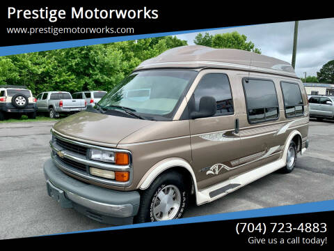 1997 Chevrolet Express Cargo for sale at Prestige Motorworks in Concord NC