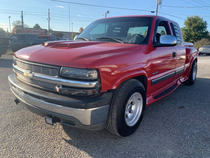 2000 Chevrolet Silverado 1500 for sale at Safeway Auto Sales in Horn Lake MS