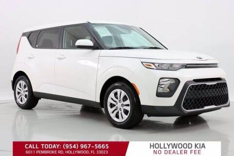 2020 Kia Soul for sale at JumboAutoGroup.com in Hollywood FL