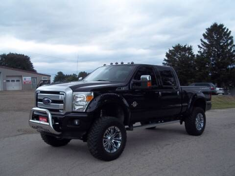 2013 Ford F-250 Super Duty for sale at SHULLSBURG AUTO in Shullsburg WI