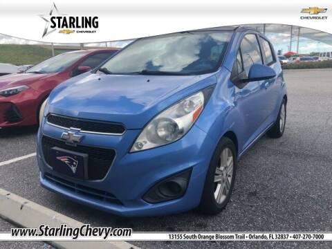 2014 Chevrolet Spark for sale at Pedro @ Starling Chevrolet in Orlando FL