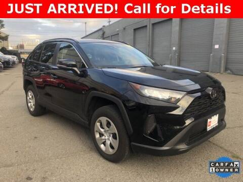 2021 Toyota RAV4 for sale at Toyota of Seattle in Seattle WA
