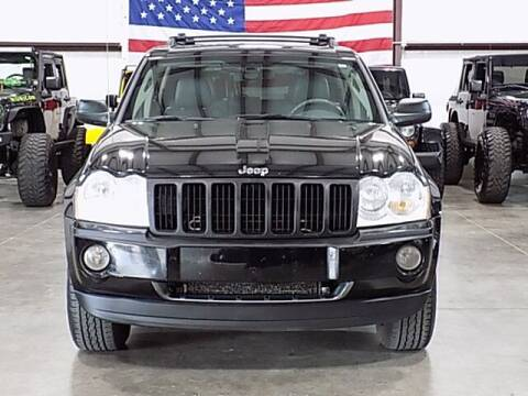 2006 Jeep Grand Cherokee for sale at Texas Motor Sport in Houston TX