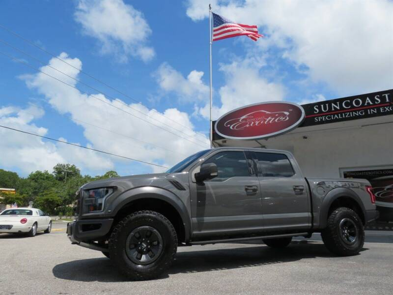 2018 Ford F-150 for sale in Sarasota, FL