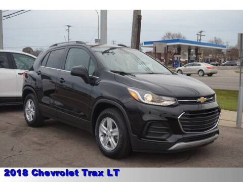 2018 Chevrolet Trax for sale at Cj king of car loans/JJ's Best Auto Sales in Troy MI