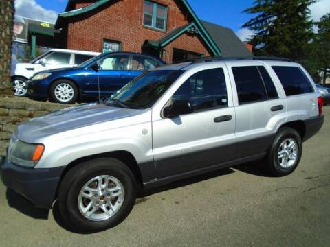 2004 Jeep Grand Cherokee for sale at Carsmart in Seattle WA