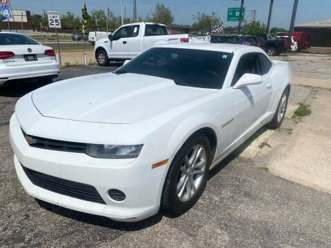 2015 Chevrolet Camaro for sale at Ital Auto in Oklahoma City OK